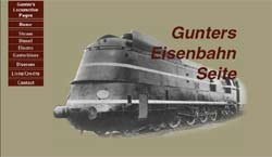 Gunter's Steam Locomotive Page